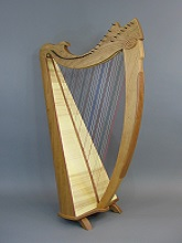 Harp Picture Angle